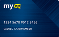 My Best Buy® Credit Card