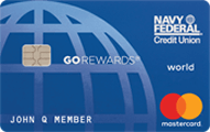 Go Rewards - Credit Card