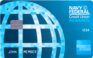 Navy Federal More Rewards American Express Card - Credit Card