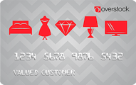 The Overstock Store Credit Card