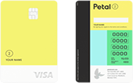 "Petal 2 ""Cash Back, No Fees"" Visa® Credit Card - Credit Card"