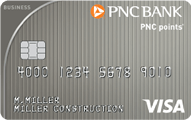 Points Visa Business Credit Card - Credit Card