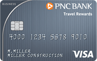 Travel Rewards Visa Business Credit Card - Credit Card