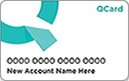 QCard� Store Credit Card - Credit Card