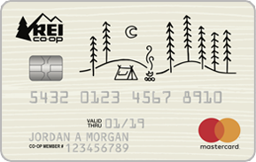 REI Co-op MasterCard - Credit Card