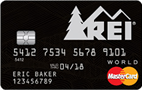 REI MasterCard - Credit Card