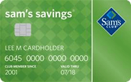 Sam's Club Consumer Credit