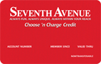 Choose n Charge� from Seventh Avenue - Credit Card