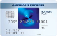 The Blue Business Plus Credit Card from American Express - Credit Card