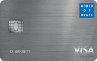 The World of Hyatt Credit Card - Credit Card