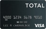 Total VISA Unsecured Credit Card - Credit Card