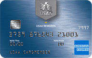 USAA Rewards American Express Card - Credit Card
