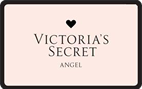 Victoria secret angel card