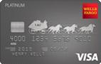 Wells Fargo cartão de crédito pré-pago