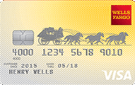 Wells Fargo Cash Back(SM) College Card - Credit Card
