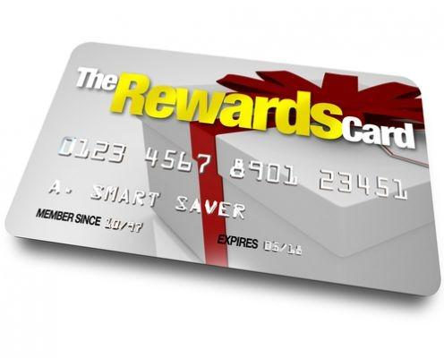 Getting the Most From Your Rewards Card