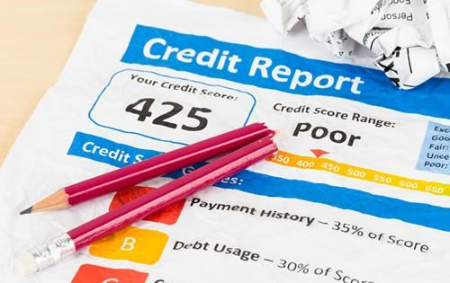 What's the Problem with a Low Credit Score?