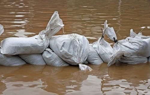 flood-streets-sandbags-natural-disaster