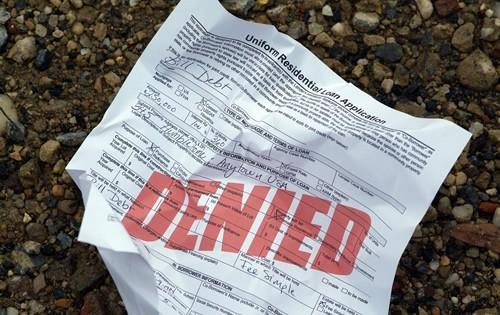 residential-loan-application-denied