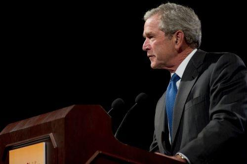 President Bush Hopes for a Solution to the Economic Crisis