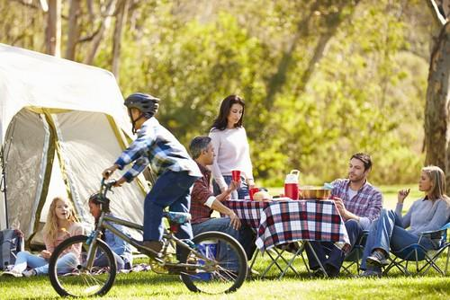 Family Vacations on a Budget - Go Camping Part 2