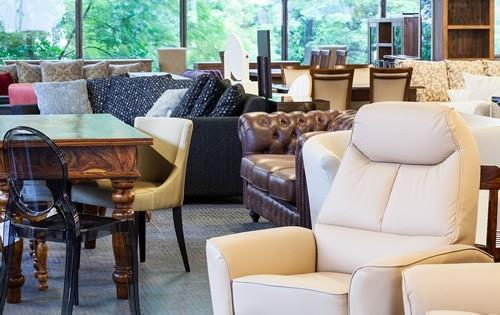 Furniture store financing