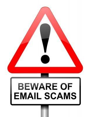 Five Fake But Believable Email Scams